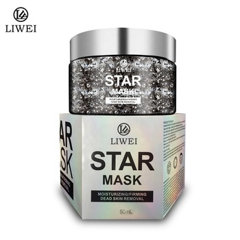 Professional Quality Star Peel Off Mask For Woman Cleaning Skin With Factory Price