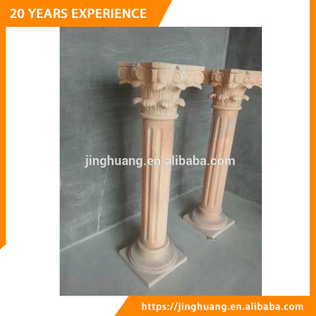 Roman pillars round column molds for sale