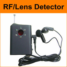 RF and Lens Detector with 6pcs led, 0-6.5G, Distance 3m