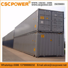 full side access container