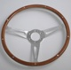 China Off Road 13 inch Classic Wood Steering Wheel