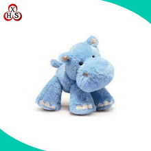 Best Made customized soft stuffed sound musical plush hippo toy