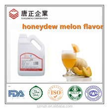 Liquid Water Soluble Fruit Flavor Honeydew Melon Flavor