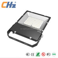 Slim design CE rohs approved LED projector light with philip chips and meanwell driver