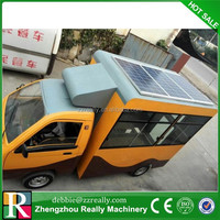 trailer for food/ mobile solar trailer/ fiberglass enclosed trailers