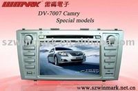 "7 "" car dvd player with gps car video for toyota camry"