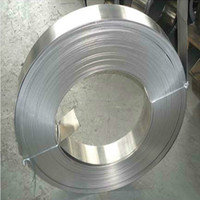 Cr30Ni70 alloy resistance electrical strip for industrial furnace.