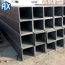 welded pipe!square steel structure tubes russian tube supplier