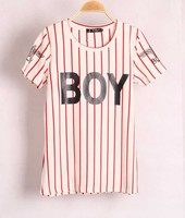 2015 Factory Wholesale cool womens fitted tshirts for summer in stock
