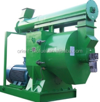 Biomass Ring Die wood pellet mill with big modulus harden gear