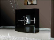 Divany home furniture wooden modern hot sales living room high gloss plastic sheet for cabinet