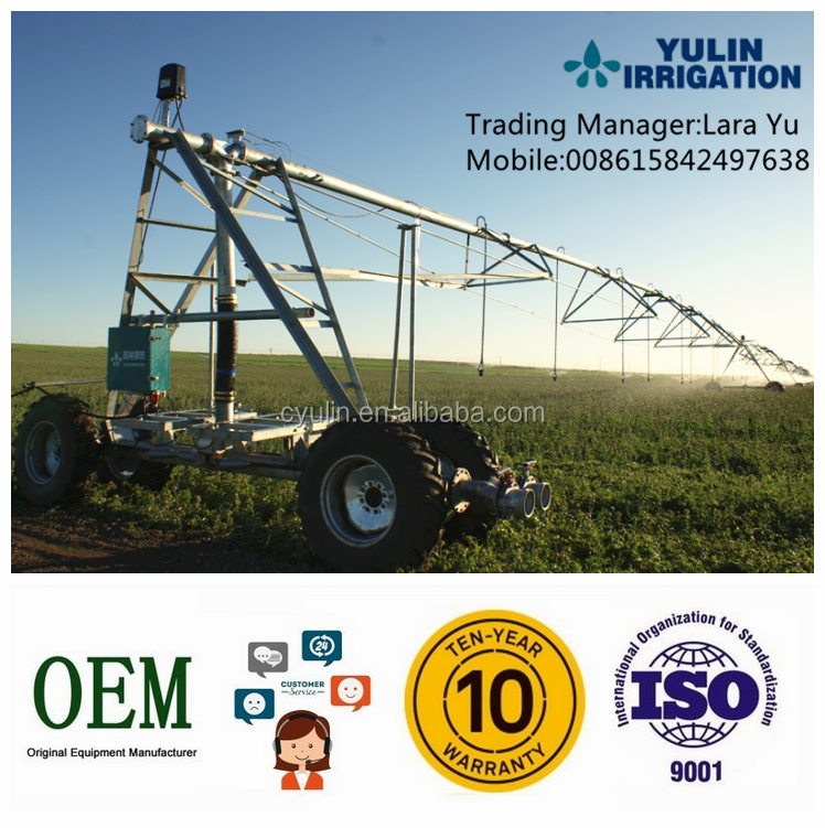 2017 farm automatic water saving linear move irrigation machine system on sale