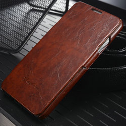 New design Filp Oil leather case For Samsung Galaxy Note3