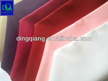 100% polyester satin fabric for bedsheet and dress