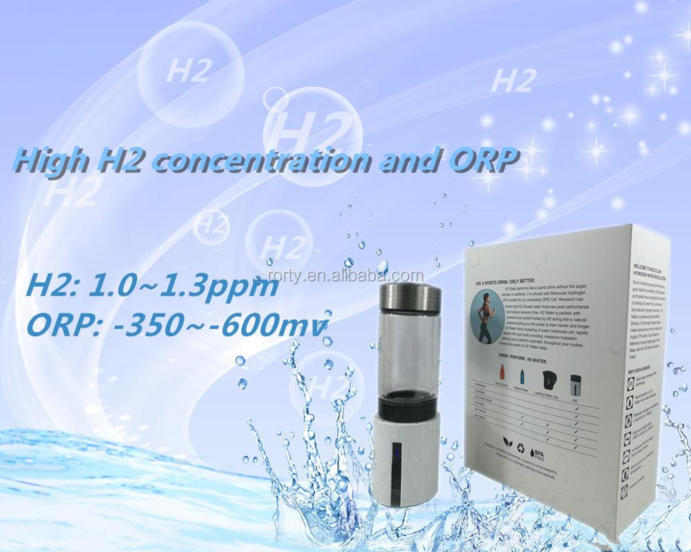 RORTY New Product Factory Direct Sale Hydrogen Water Dispenser