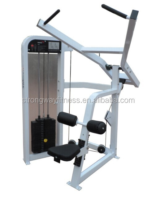 Best product for muscle Gym equipment Pin loaded life fitness equipment