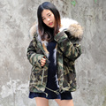 CX-G-P-09C High Quality Cheap Raccoon Fur Parka Jackets, Wholesale Winter Parka Jackets