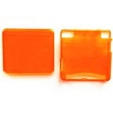 For Gameboy Advance SP Clear Orange Protective Cover Case Shell Housing for GBA SP Game Console Protector