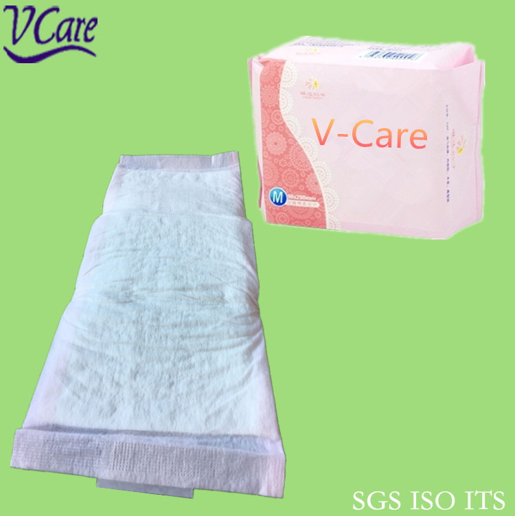 Quanzhou Eco-friendly Thick and Soft lady use Maternity Pad from China Factory