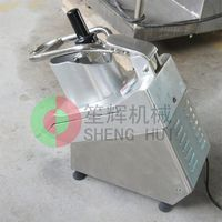 shenghui factory special offer green vegetables cutting machine qc-500h