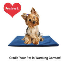 China Manufacturer IP67 Waterproof pet heating pad for animals