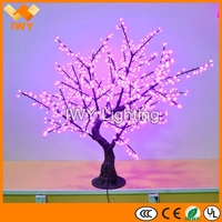 2015 Best Selling LED Indoor Outdoor Lighted Tree For Home Decortation