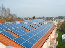 Pitched Roof Solar Mounting