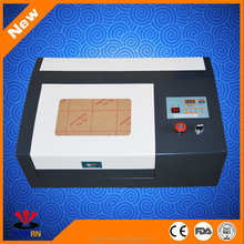 Voiern 300 x 200mm laser engraving machine for rubber stamps