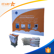 Top Quality Aluminum Velcro Pop Up Stand , Portable Backdrop Stands