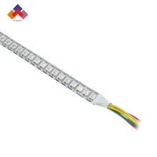 DC 5V ws2812b rgb programmable flexible 5050 smd led strip
