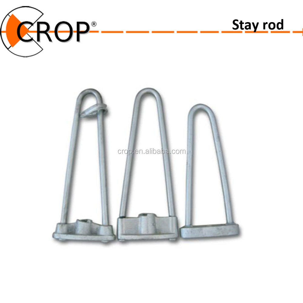 Manufactured steel hot dip galvanized turnbuckle stay rod with best price