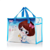 Top fashion OEM quality die cut paper bag from China