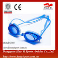 Factory wholesale durable anti fog racing swimming goggle