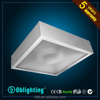 40w~200w CE CB SAA PSE 60 * 60 cm ceiling light low frequency induction lamp, 80w ceiling light