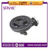 cast iron burner/cast iron prices per kg for viking gas range