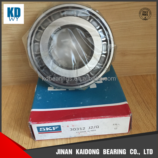 SKF tapered roller bearing 30312 J2/Q bearings 30312 Size 60*130*33.5 mm