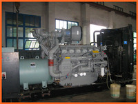 Diesel Generator Sets factory price powered by Perkins Engine 1006-6TAG2