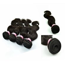 Hot sell top quality body wave wholesale human darling hair