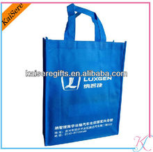 customized non woven bag with silk-screen printing