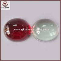 Acrylic Glass Half Sphere, Bubble Acrylic Plexiglass Balls
