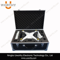 manufactory customized multifunctional flight case/DJI equipment case