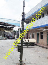 Carbon Fiber Military telescopic mast