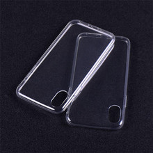 JESOY TPU Soft Phone Case For iPhone 5 5s Crystal Case Clear Full Transparent Case