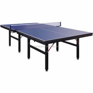 18mm Blue Top Table Tennis/Ping Pong table for inside use