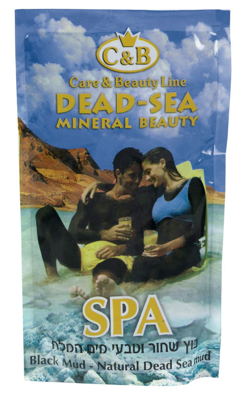 Dead Sea real Israeli authentic Mud Mask 500gr relief skin psoriasis eczema Acne For All Skin Face Care Body Care