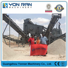 New Product 2017 generator type optional iron ore impact crusher Exported to Worldwide