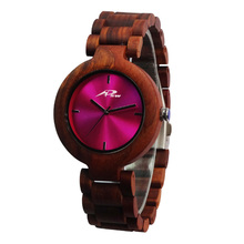 Alibaba clock wholesale fashion watches quartz wood watches