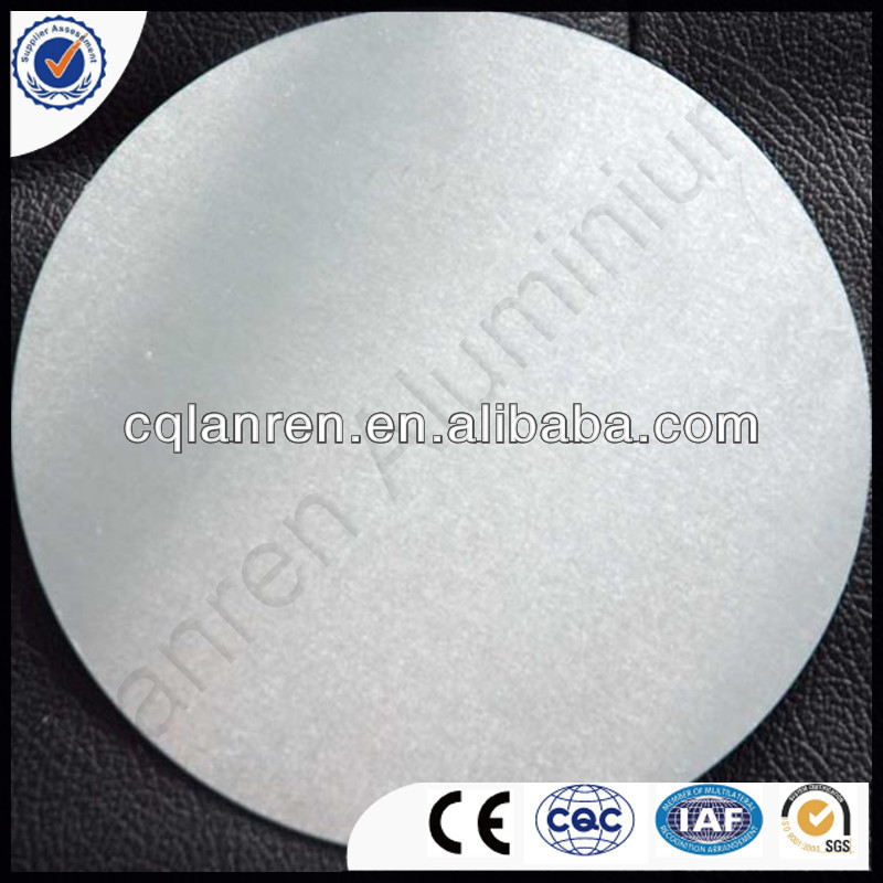 3003 Aluminium Circle For anodizing