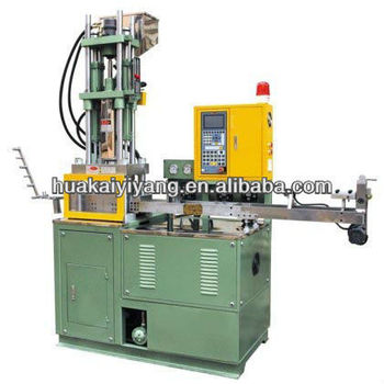 Auto Plastic Zipper Making Machine/ zipper teeth planting machine