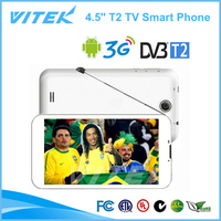 Smart 4.5 inch Mobile Phone Digital TV Smartphone